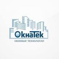 Логотип компании Окнатек